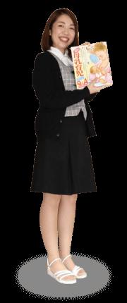 川崎 里佳さん
