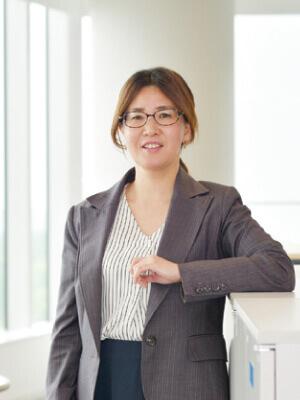 代表取締役社長 草川 麗子 様