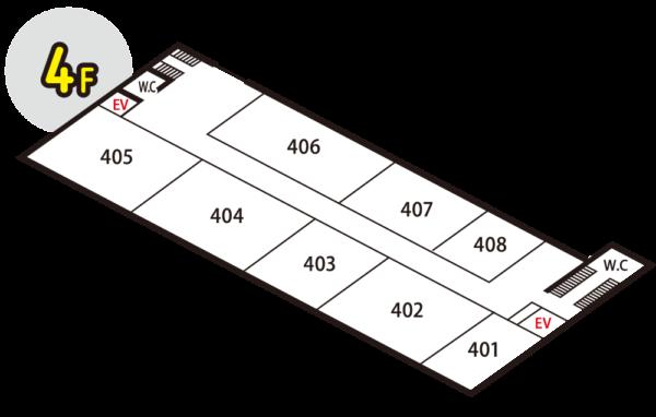4階フロア